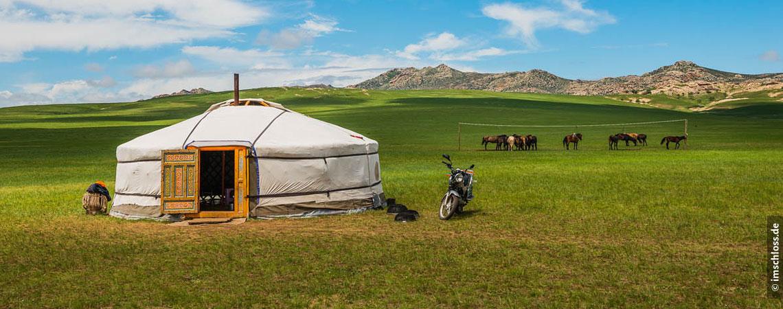 Mongolei 2016