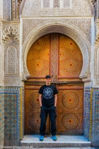 In Fes, Marokko